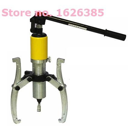 5T hydraulic puller screw extractor gear bearing wheel puller hydraulic tool Tire Repair Tools