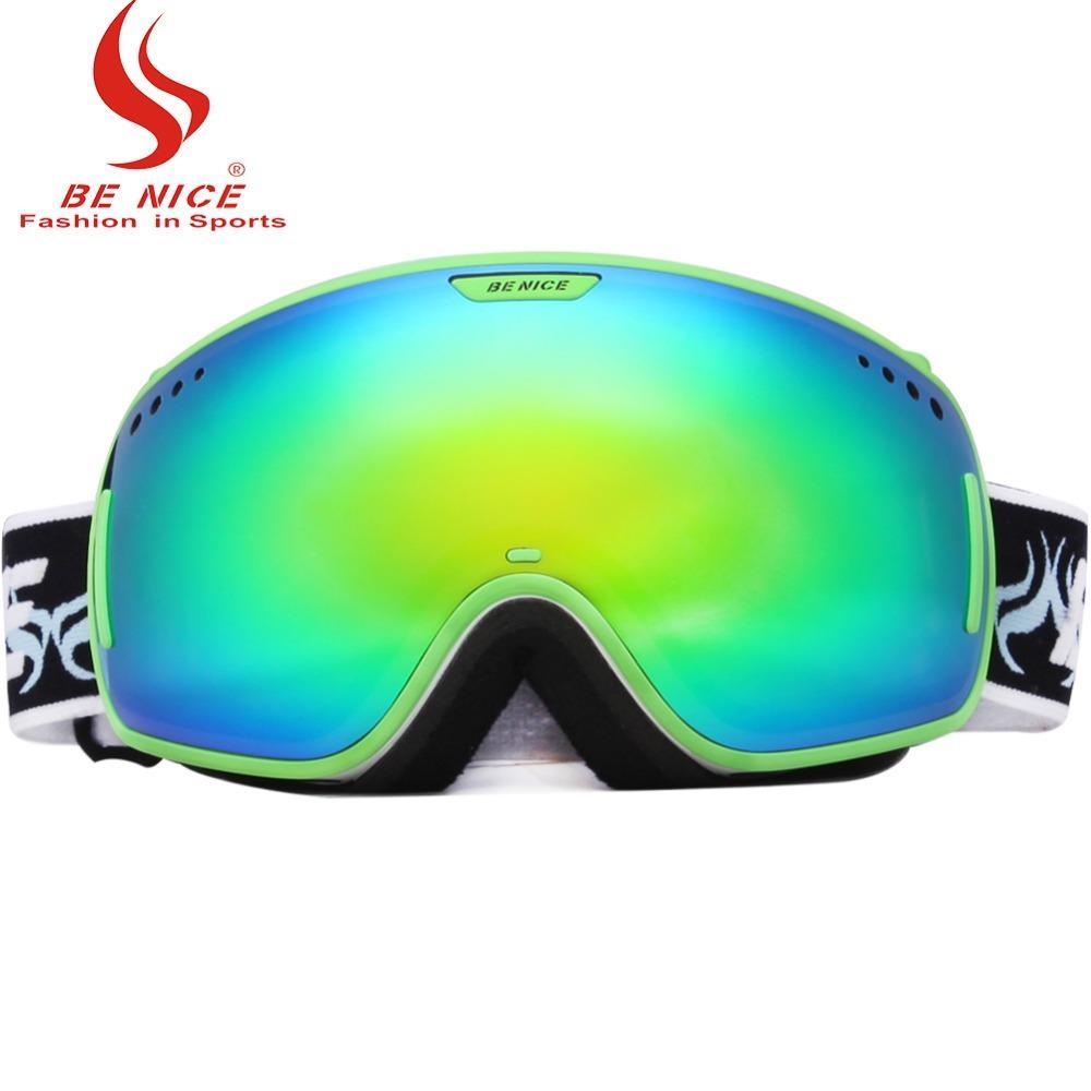 37e05dc7103 UV Skiing Goggles Ski Glasses Unique Sportswear Anti Fog Scratch Sports Accessories  Skiing Eyewear Cheap Skiing Eyewear UV Skiing Goggles Ski Glasses Unique ...
