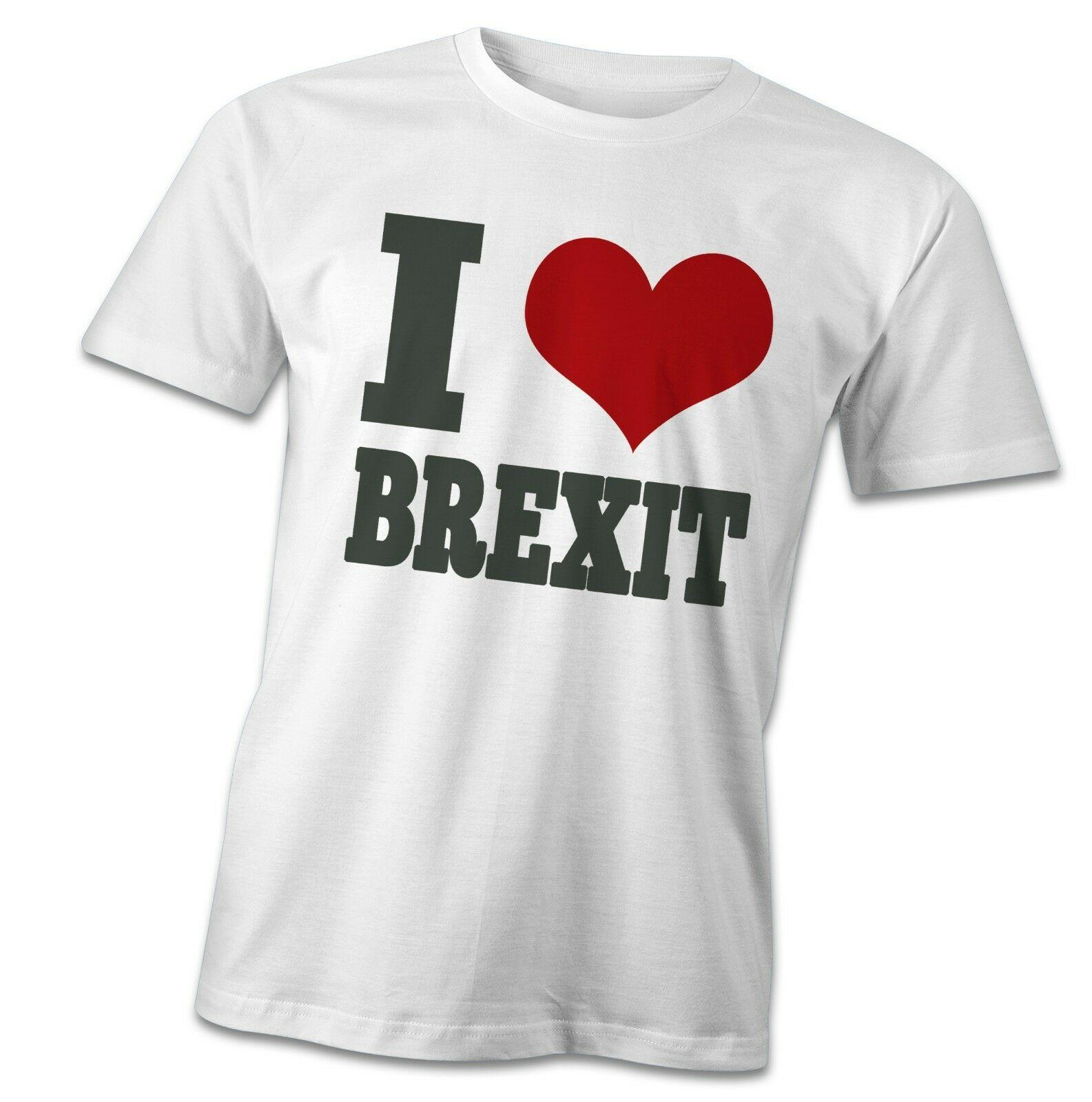 2452f0e37 I Love Brexit T Shirt, Anti EU, Pro EU Tee A Gift For Remainers Or  LeaversFunny Unisex Casual Top Cool Tees Graphic T Shirt From Dragontee,  $12.96| DHgate.