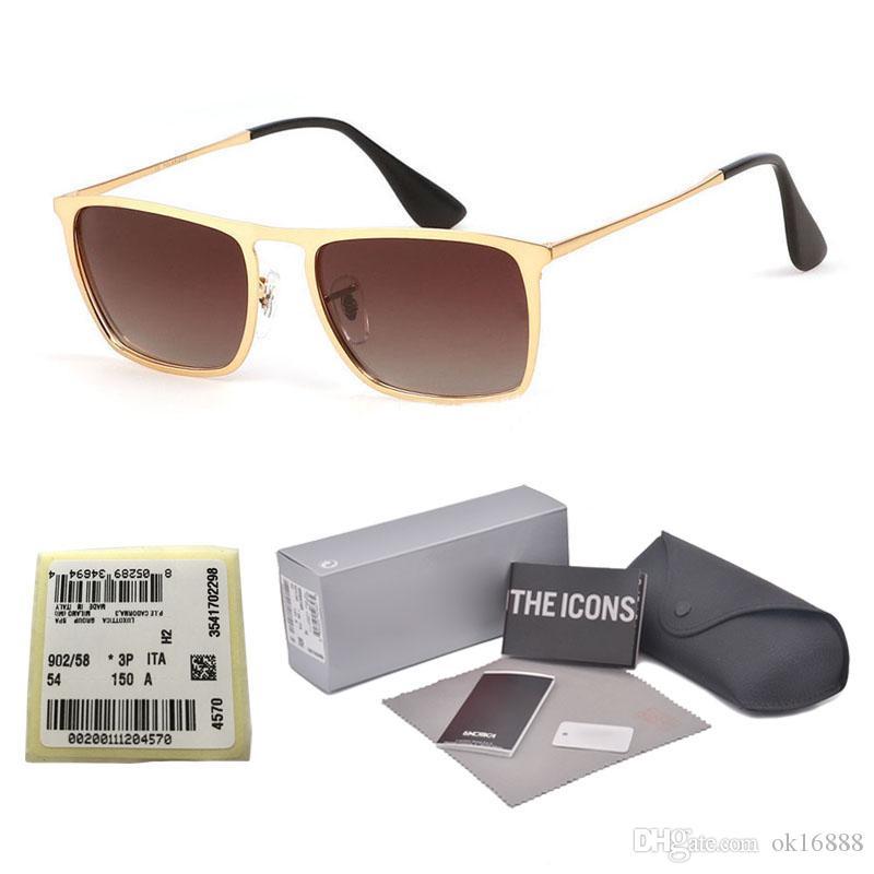 43b5d626e72 Classic Aluminum Magnesium Polarized Sunglasses Women Men Driver Mirror Sun  Glasses Male Fishing Female Eyewear With Retail Box And Label Sun Glasses  ...