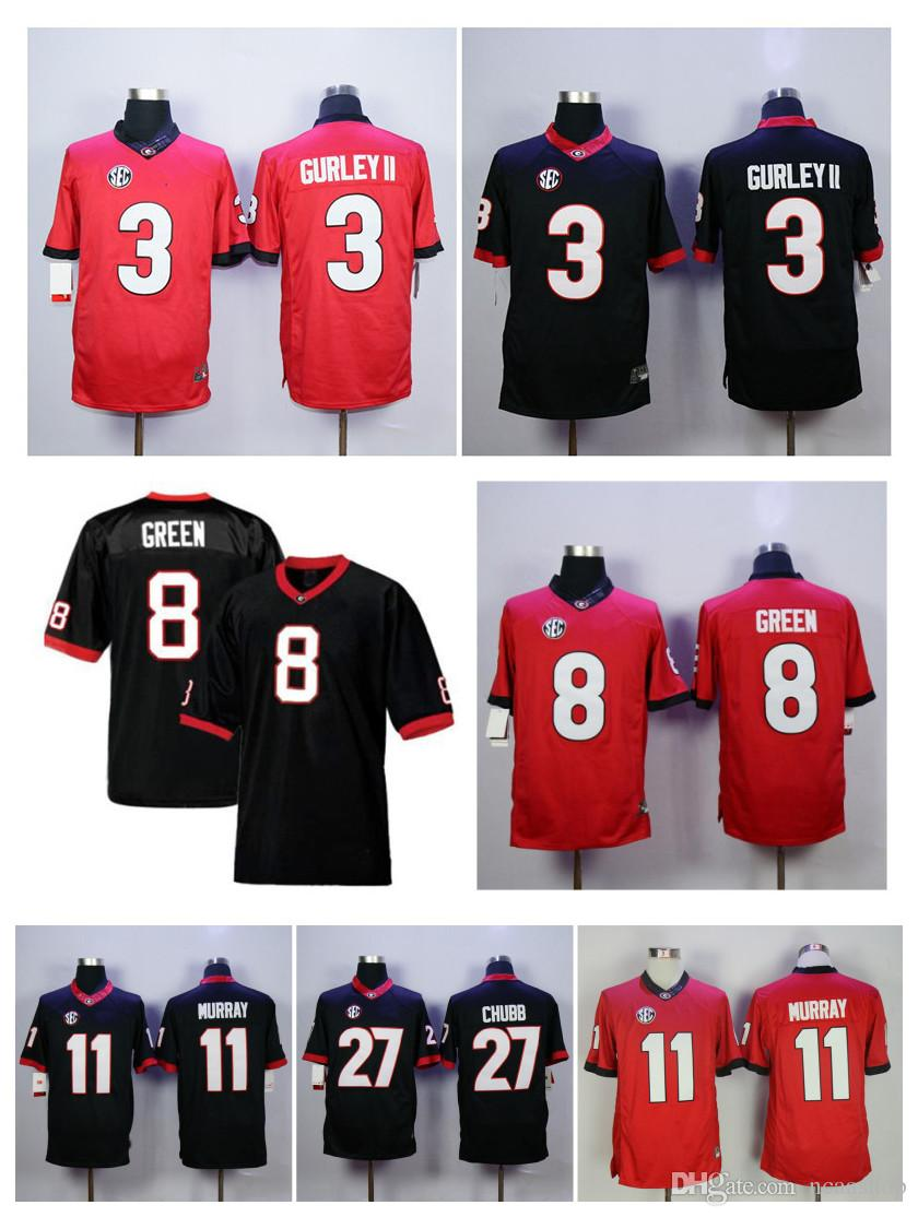 1f4072612 ... jerseys georgia bulldogs  2019 ncaa college uga georgia bulldogs 3 todd  gurley ii 8 aj green 27 nick chubb