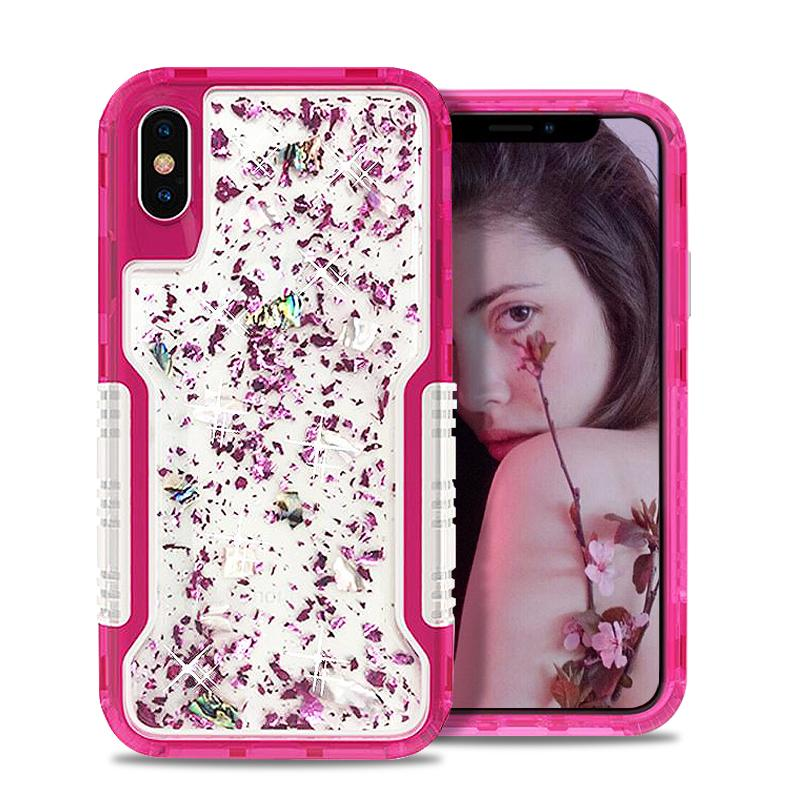 3 in 1 Defender Case Bling Diamond Glitter Phone cover For iPhone Xr 8 7 Plus Samsung galaxy s8 s9 plus note 9