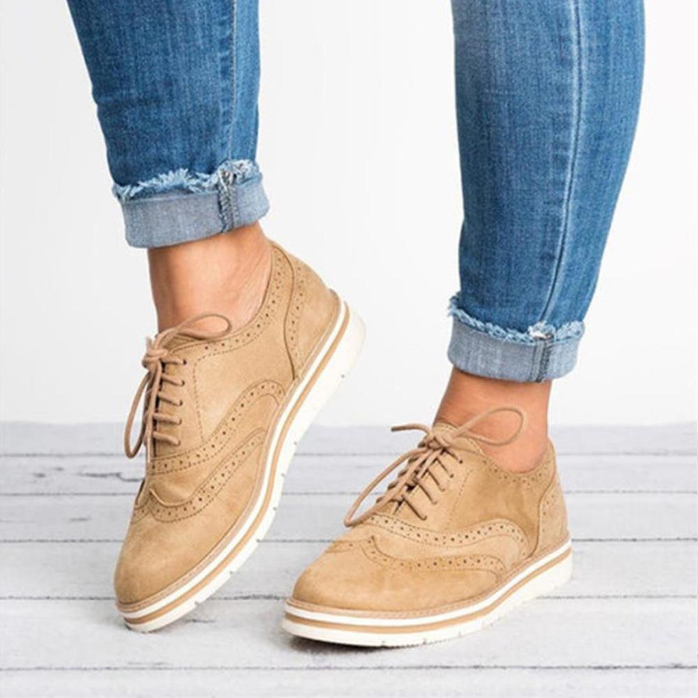 2b959693 Compre Tallas Grandes 35 43 Mujeres Zapatos De Plataforma Hueca ...