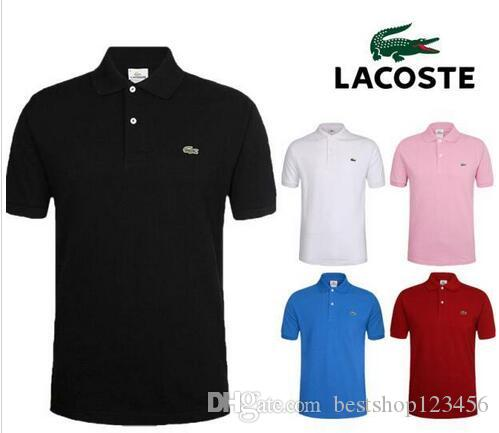 800bc331f New HOT 2019 Large Size Cotton Short And Short Sleeve Polo T Shirt ...