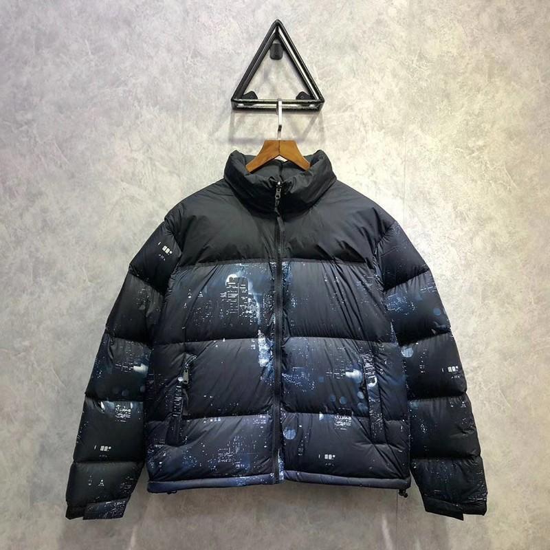 bea34a240 19ss TheNF Extra Butter Nuptse Down Jacket Lightweight Down Jacket Warm  Thick Coat Windbreaker Men Women Fashion Couple Outerwear HFTTYRF040