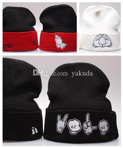 024140695dbfd 2019 Wholesale Personality Ty Beanies COURAGE Rare Left Side USA Flag