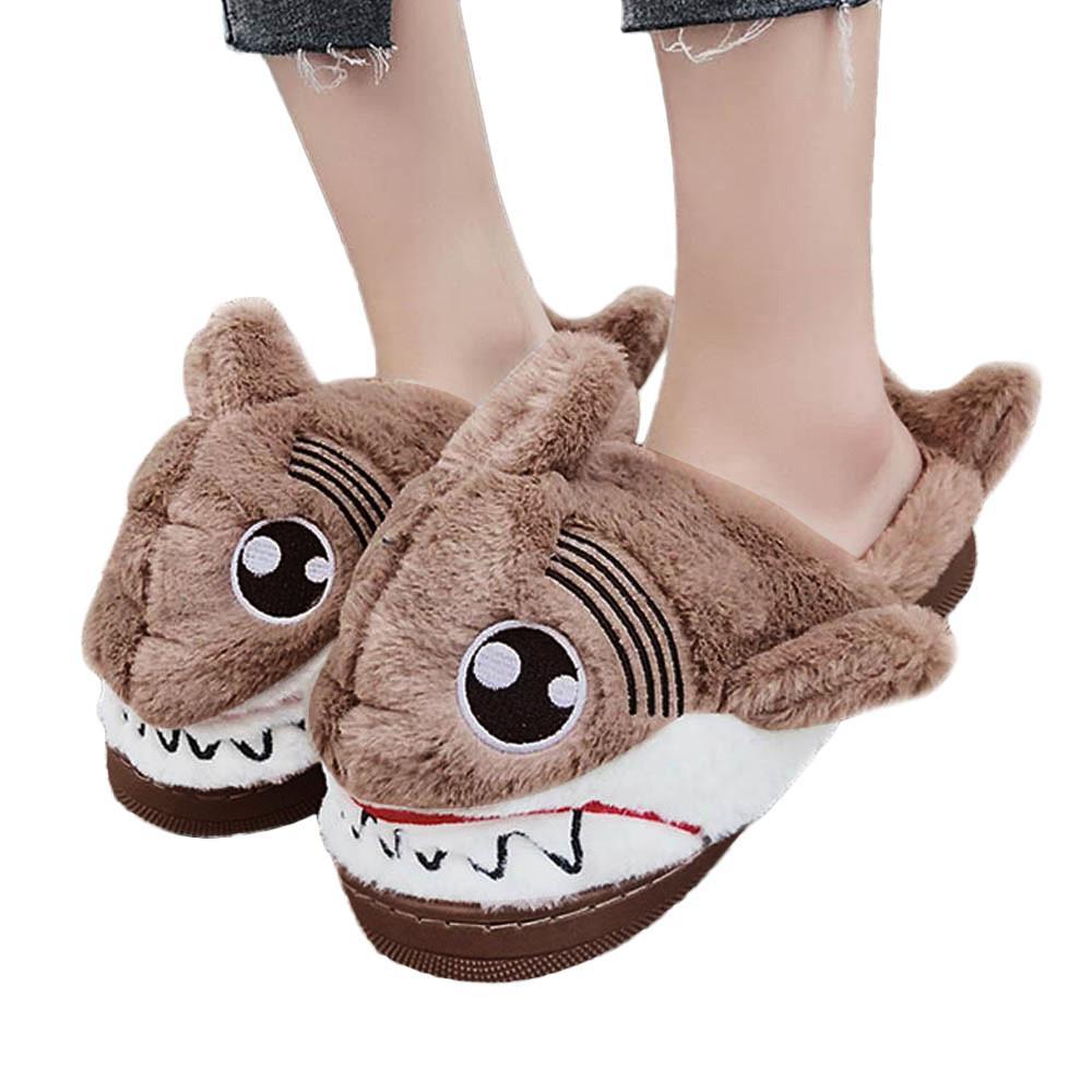 Animal Youyedian Mules Poisson Type Cartoon Chaussures Acheter t6wq7xq