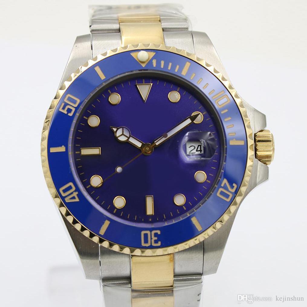 de58344ccd48 Compre Los Relojes De La Herencia De Superocean Para Los Hombres Relojes De  Titanio De Los Hombres Sirven El Reloj Mechinal De Lujo De Cristal De  Zafiro Del ...