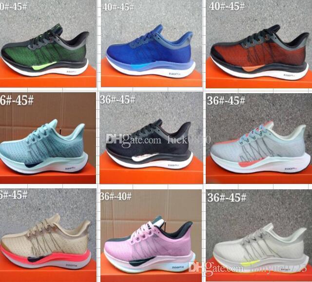 half off 825ee bfa1c Zoom Pegasus Turbo 35 Running Shoes For Mens women pink Originals 2018  Pegasus 35 Lining Net Gauze Sneakers Training shoes Size Eur 36-45