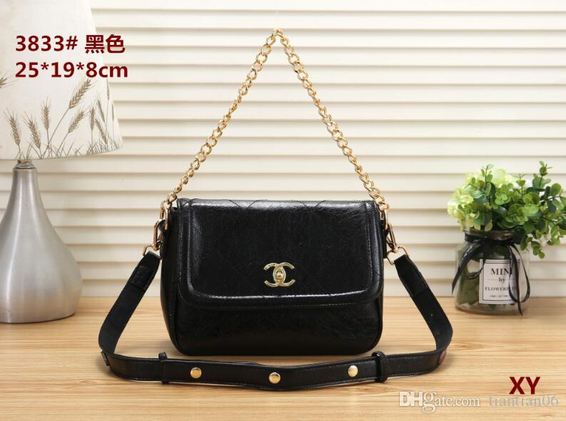 df84bacf8a834 19ss Luxury Brand Design Women Casual Shoulder Bag Handbag Messenger Bag  High Quality Lady Wallet Purse Fashion Accessories Lovers Gift Handbags On  Sale ...