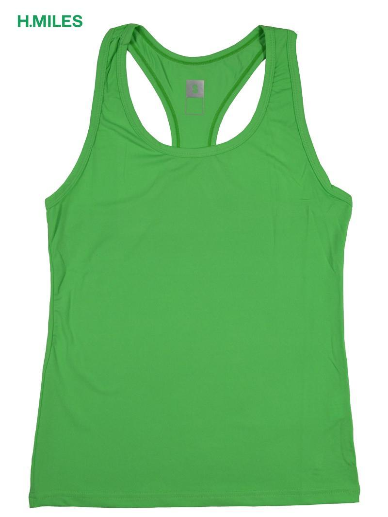 84aeebcf4f30d2 2019 HMILES Women Yoga Tank Top Sport Shirt Sleeveless Athletic Workout  Clothes Gym Jersey Fitness Trainning Vest Running Exercise From  Seller sportsoutdoor ...