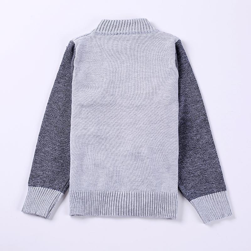 473c68404 Casual Crochet Knit Jacket Baby Sweater For Boys Spring Cardigan ...