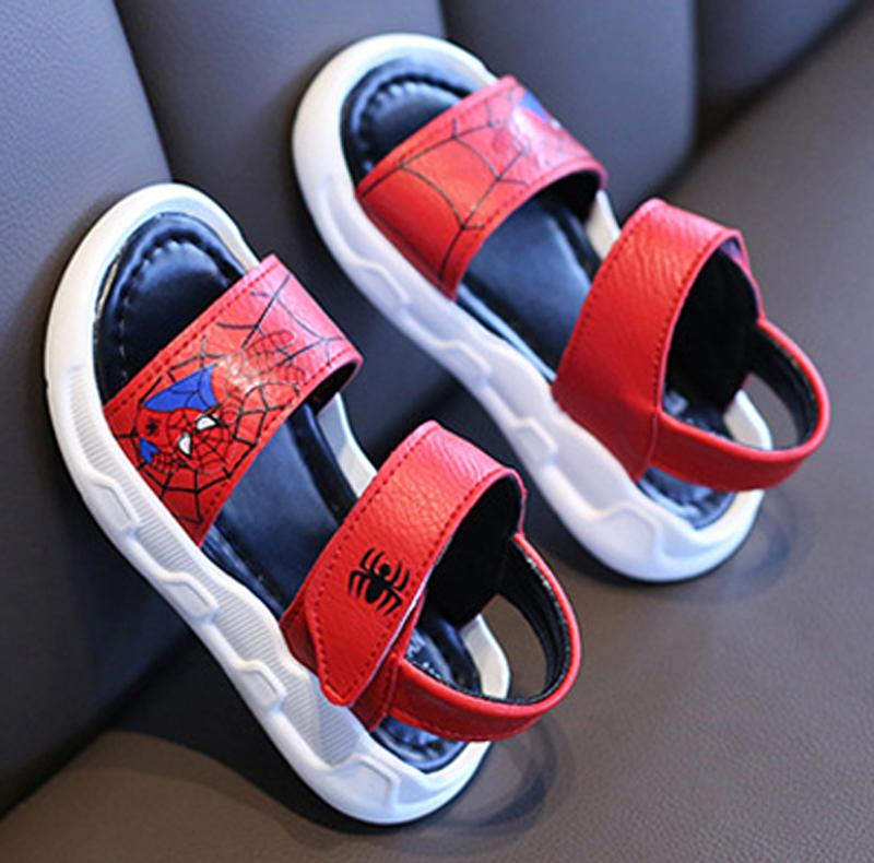 8072e74ae1558c Summer Baby Boy And Girl Fashion Shoes Chaussures Enfants Sport Sandals  Beach Shoes Fashion Footwear Kids Sandals Black Red White Kids Shoe Online  Cheap ...