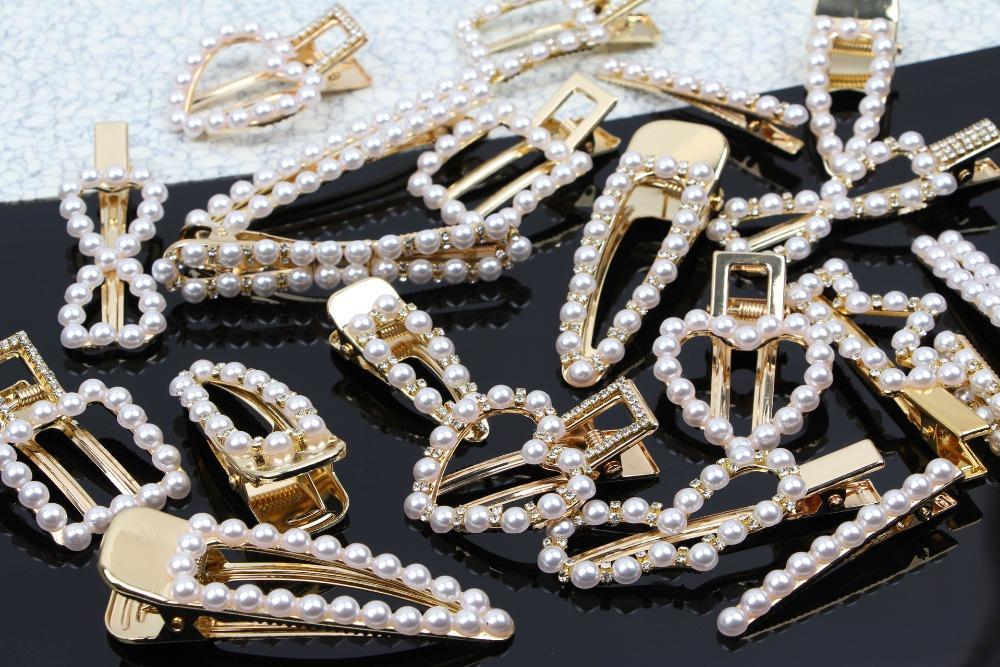 Resultado de imagen de pasadores de perlas