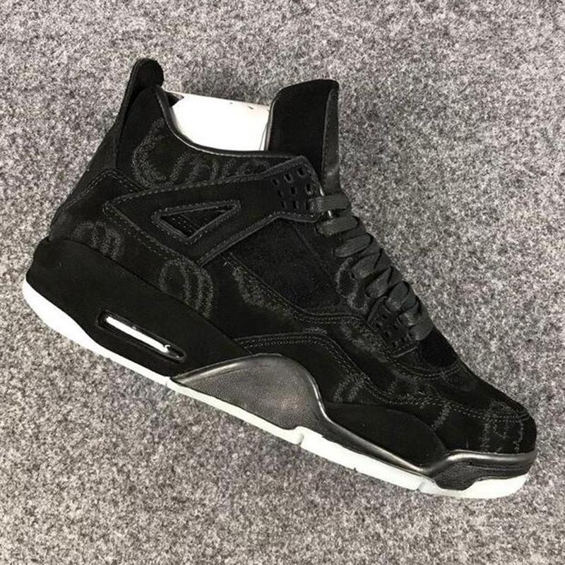 79d69f0b304e5f 2019 KAWS X 4 XX Kaws Cool Grey White Black Glow Shoes Mens Best Quality  White Blue Black Sports Sneakers Casual Shoes From Fsk xie01