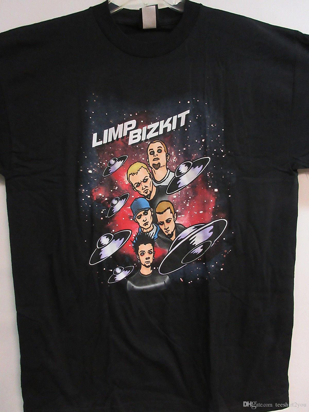 cbc19ab4c New Limp Bizkit Band Concert Music T Shirt Extra Large Tee Shirt Men Male  Costume Short Sleeve Thanksgiving Day Custom Big Size Men'S T Shir Tee  Shirt Funny ...