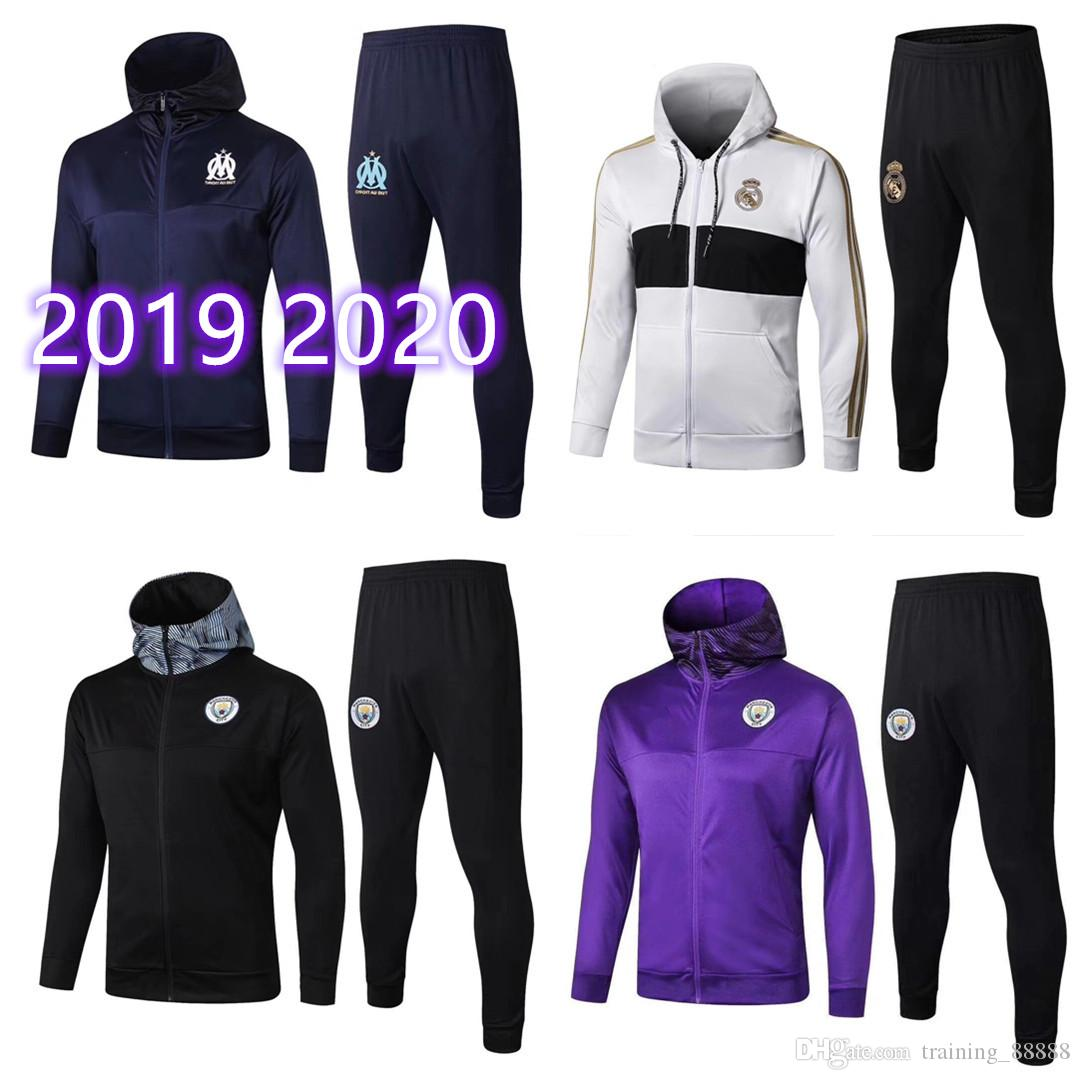 Hat jacket jacket kits madrid Training suit MESSI Ma3 jia3 Track suit Suárez GRIEZMANN F.DE JONG Paris marseille Football jacket kits
