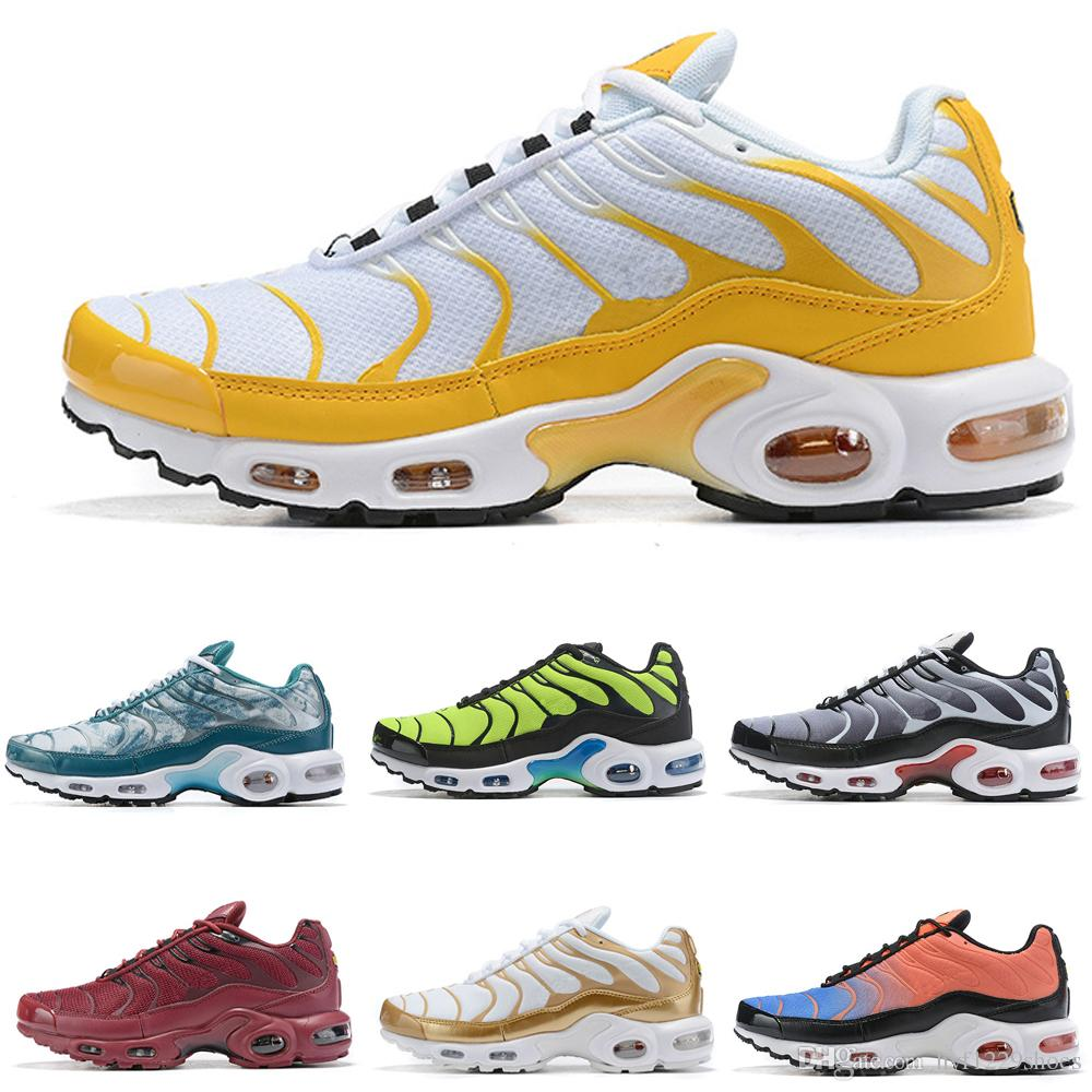 buy online 29da7 99e8a nike TN plus QS air max airmax Tn Mercurial Sapatilhas Designer Chaussures  Homme TN Tênis De Basquete Homens Mulheres Zapatillas Mujer Mercurial TN ...
