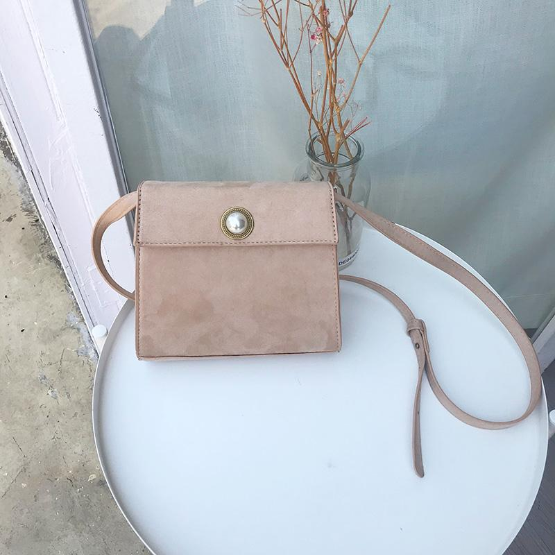 11bf00496791 Vintage Bags For Women Leather Handbag Ladies Retro Bucket Bag Apricot Purse  Female Sac A Main Shoulder Crossbody Bags For Woman Shoulder Bags For Women  ...