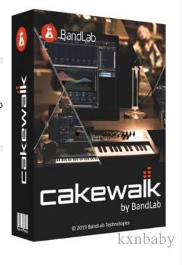 BandLab Cakewalk 25 Full version