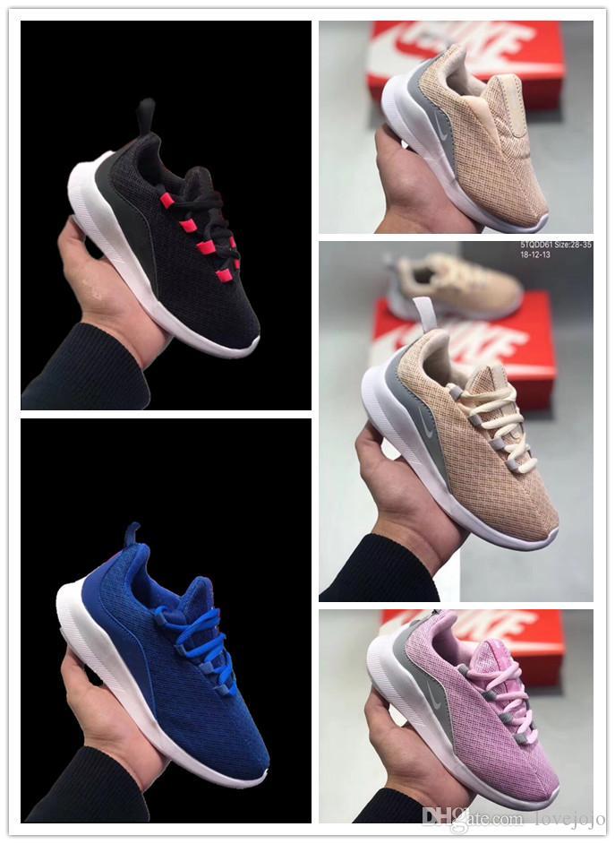Venta caliente de la nueva marca Nike Revolution 4 Niño