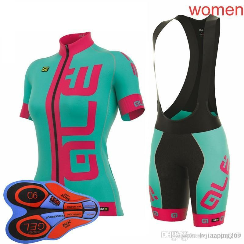 2018 ALE Cycling Jersey Women Summer Style Short Sleeves Set Bike Clothes  Cycle Clothing Sportswear MTB Ropa Ciclismo Hombre 62803 Long Sleeve Cycling  ... 8f9b88ef7