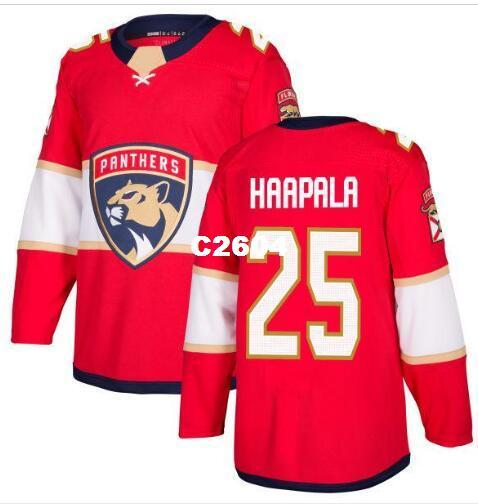 1a60f2e73 Real Men Real Full Embroidery 2017 New Brand Florida Panthers  25 ...