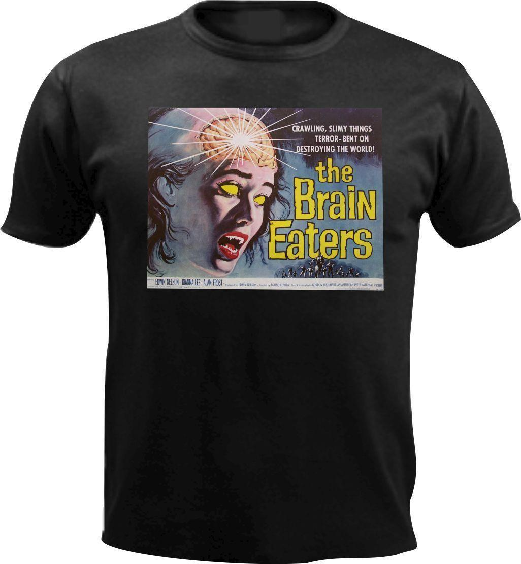 9a9562ebf787 Vintage Horror Movie Poster Men T Shirt Birthday Halloween Scary Present  Gift Funny Clever T Shirts Best Sites For T Shirts From Jie12, $14.67|  DHgate.Com