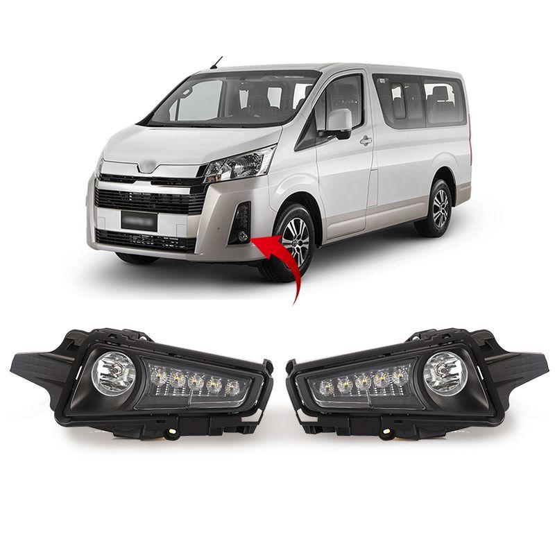 Fog Lights Kit Fit For Toyota Hiace Commuter Gl H300 2019
