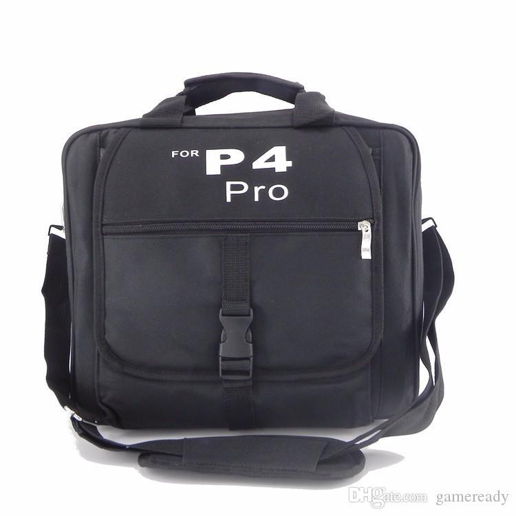 75fb40ef1 Compre Bolsa De Hombro Almacenamiento Funda De Transporte Funda Protectora  Bolso Para PlayStation 4 Para PS4 Controlador De Consola Ps4 Slim PS4 Pro  ...