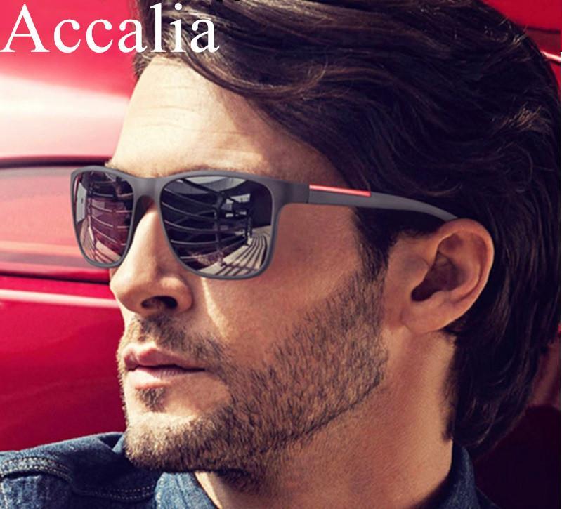 46ad0e707e 2019 New Fashion HD Polarized Sunglasses Men Driving Sun Glasses For ...