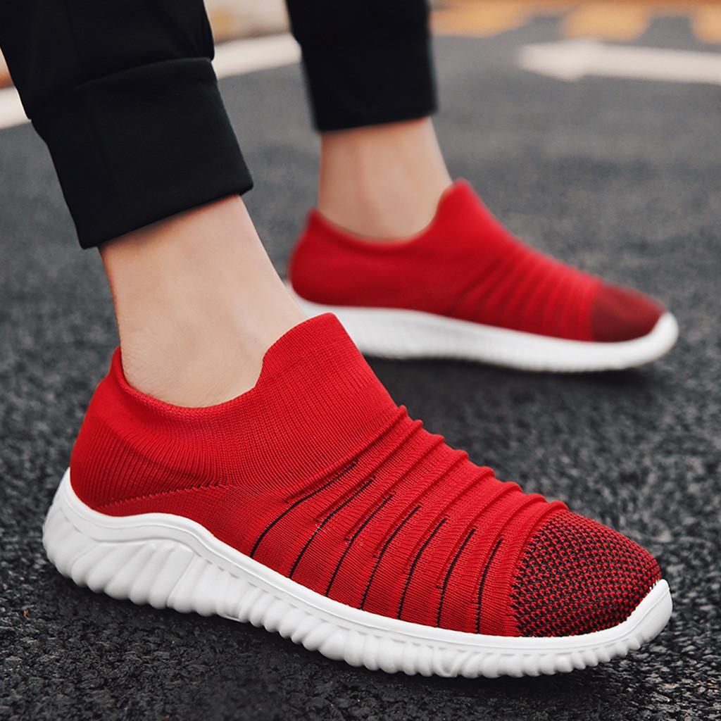 In Spring And Summer New One-legged Mens Shoes Low To Help Lazy Casual Shoes Excellent Quality