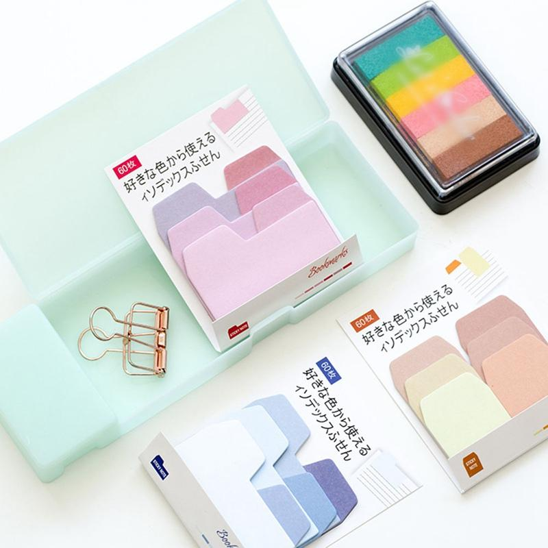 Back To Search Resultsoffice & School Supplies Memo Pads 4style 100pcs Hot Sale N Times Memo Pad Sticky Notes Bookmark School Office Stationery Supply Less Expensive