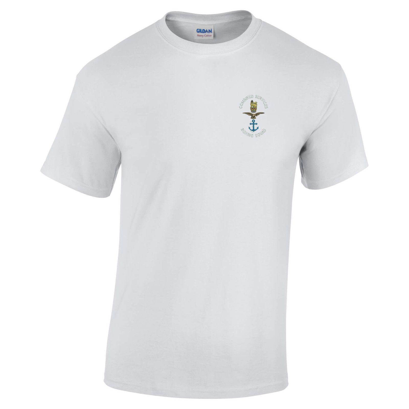 f8ba25f66 Combined Services Boxing Squad T Shirt Men Women Unisex Fashion Tshirt  Graphic T Shirts Custom Shirt From Designtshirts201809, $13.91| DHgate.Com
