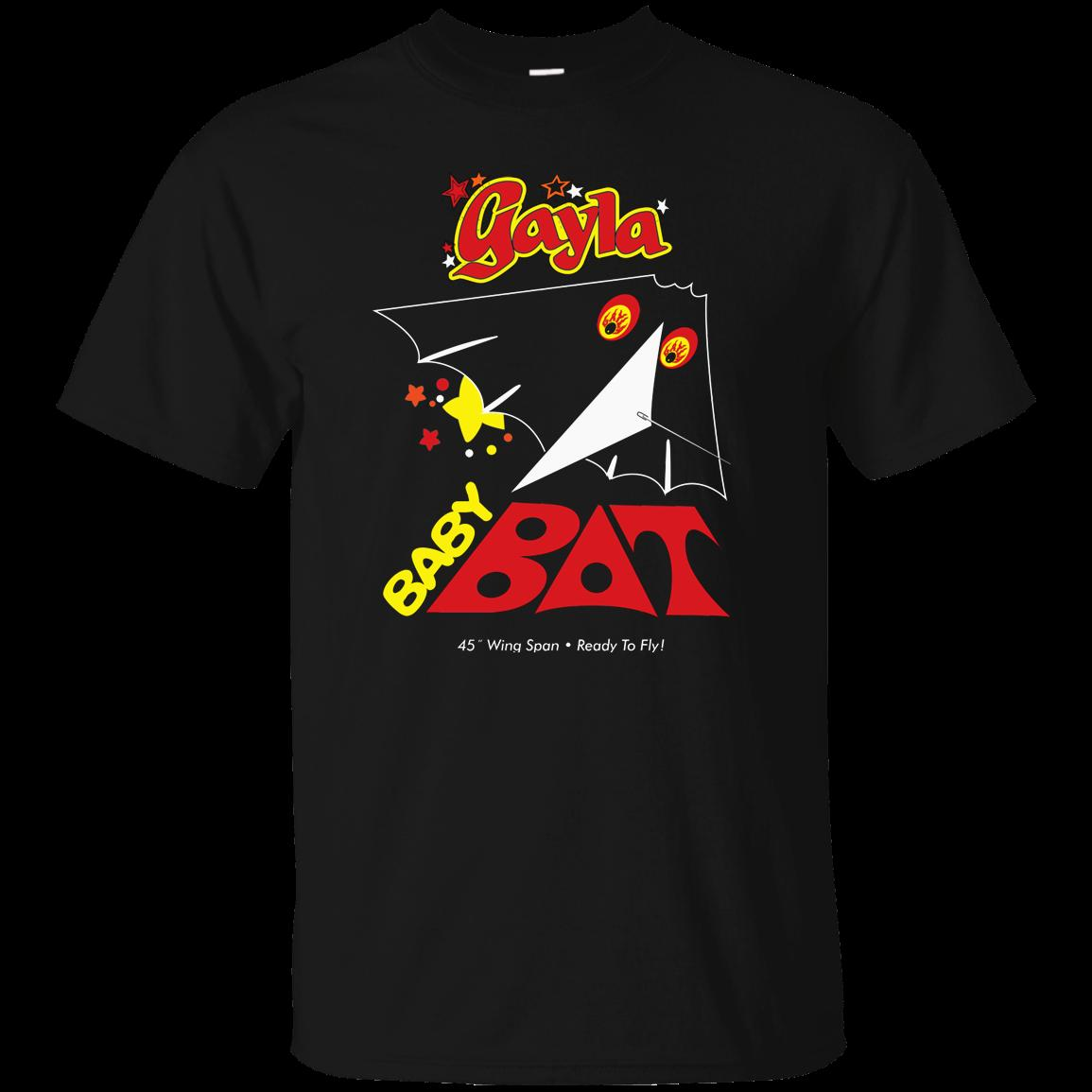 c338367ce Baby Bat, Kite, Gayla, T Shirt, Retro, Toy, Fun, T Shirt Funny Unisex  Casual Tshirt Top White T Shirts With Designs Cloth T Shirt From  Teeslocker, ...