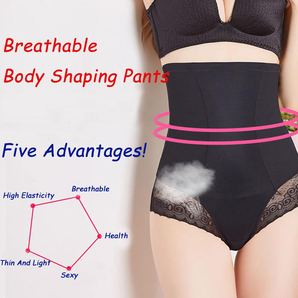 2bb206962 2019 2019 Women High Waist Shaping Panties Breathable Body Shaper Slimming  Tummy Underwear Panty Shapers Pants Underpants Seamless From Chivalife