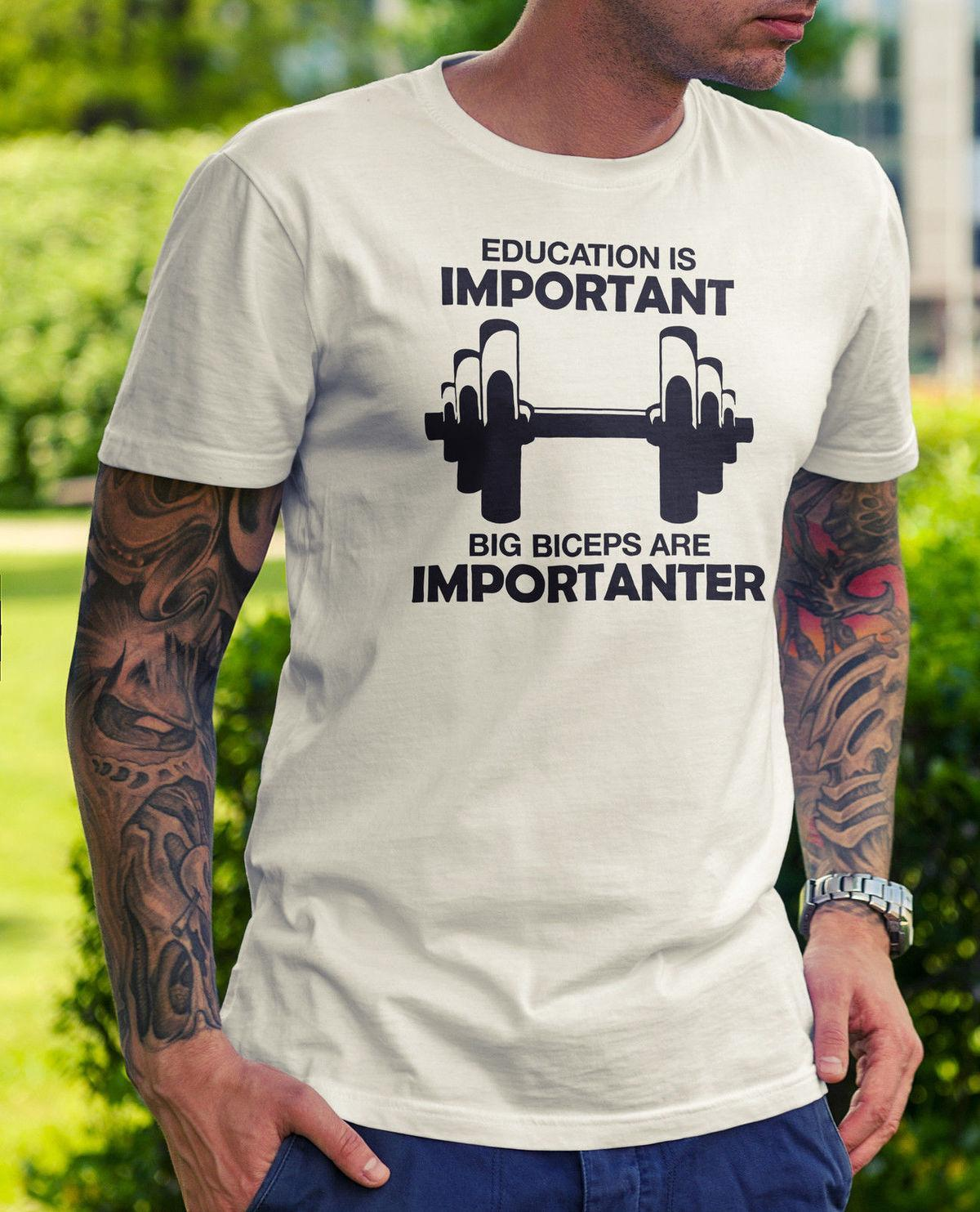 Funny Mens Working Out T Shirt Fashion Gift Tee Design Novelty