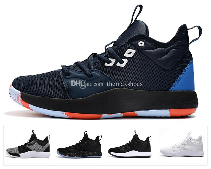 2019 NEW Paul George PG 3 3S TS GS ID EP PALMDALE III Basketball Shoes Cheap  PG3 Starry Blue Orange Red Black Sports Sneakers Size 40 46 Mens Shoes  Sneakers ... a2271136e