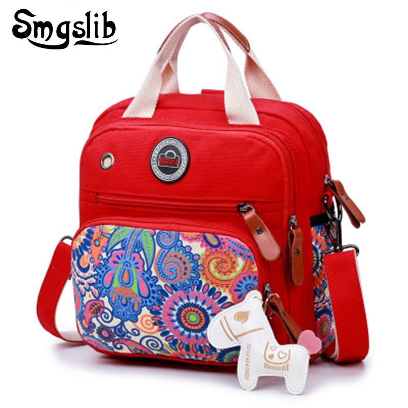 ae0320ec72 Diaper Bag Backpack Mother Care Hobos Bags Baby Stroller Bags Nappy Bag for  Mom with Horse Ornaments Mini Backpacks for Girls Diaper Bags Cheap Diaper  Bags ...