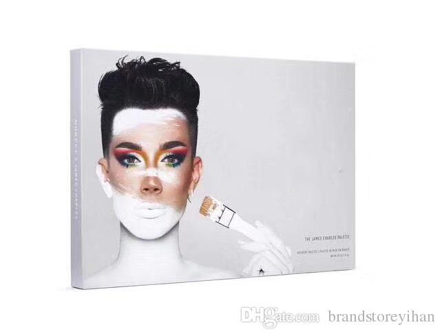 Compre ¡el Precio Más Bajo! 2018 Caliente Nuevo James Charles Palette  Sombra De Ojos Maquillaje es Sombra De Ojos Artista Interior Sombra De Ojos  Pallete ... f741c7c1d64