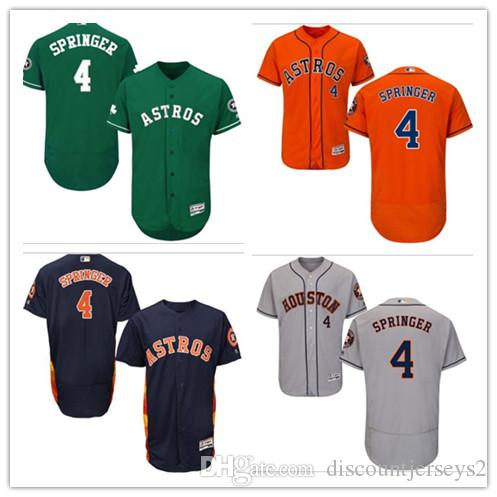 low priced 738aa b8e5b george springer baseball jersey 4