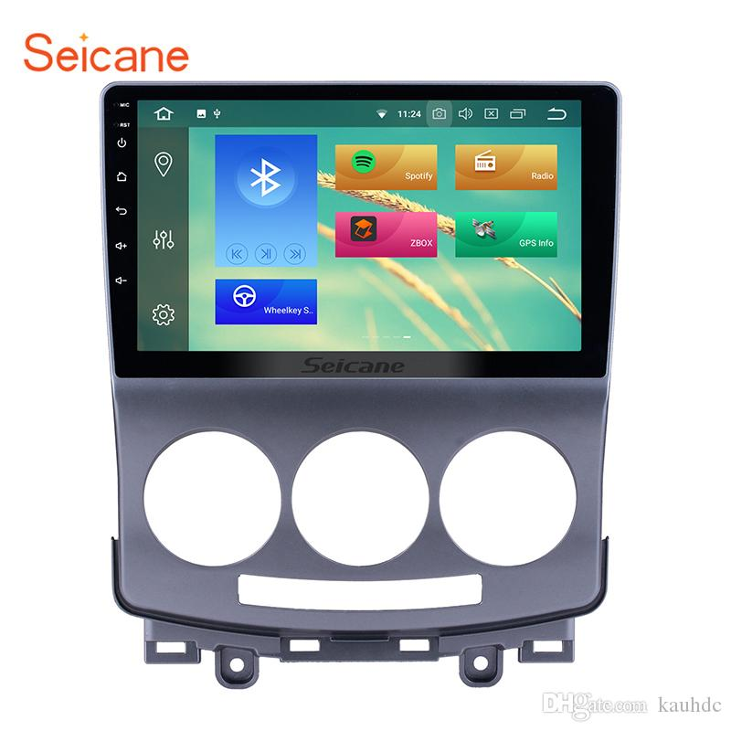 9 Inch Android 81 Aftermarket Oem Car Stereo Gps Navigation System Rhdhgate: Mazda 5 Aftermarket Bluetooth Radio At Gmaili.net