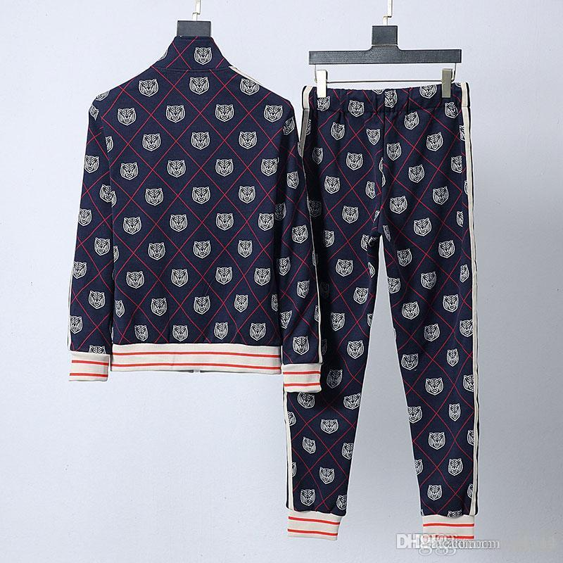 a6f7ec07f1de NEW 2019 Men s Hoodies And Sweatshirts Sportswear Man Jacket Pants ...