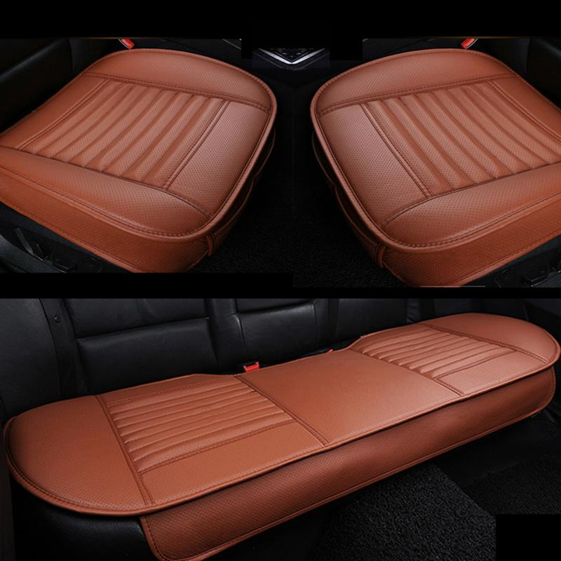 Universal Car Auto Breathable Front Seat Cover Cushion Chair Nonslip Mat Pad New