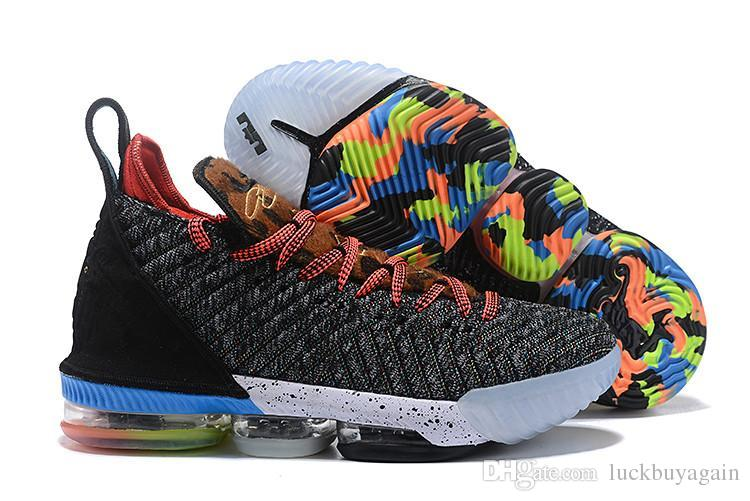 check out 4e8fb 5d4eb High Quality Women Athletic Lebron 16 Basketball Sneaker Size 36-40