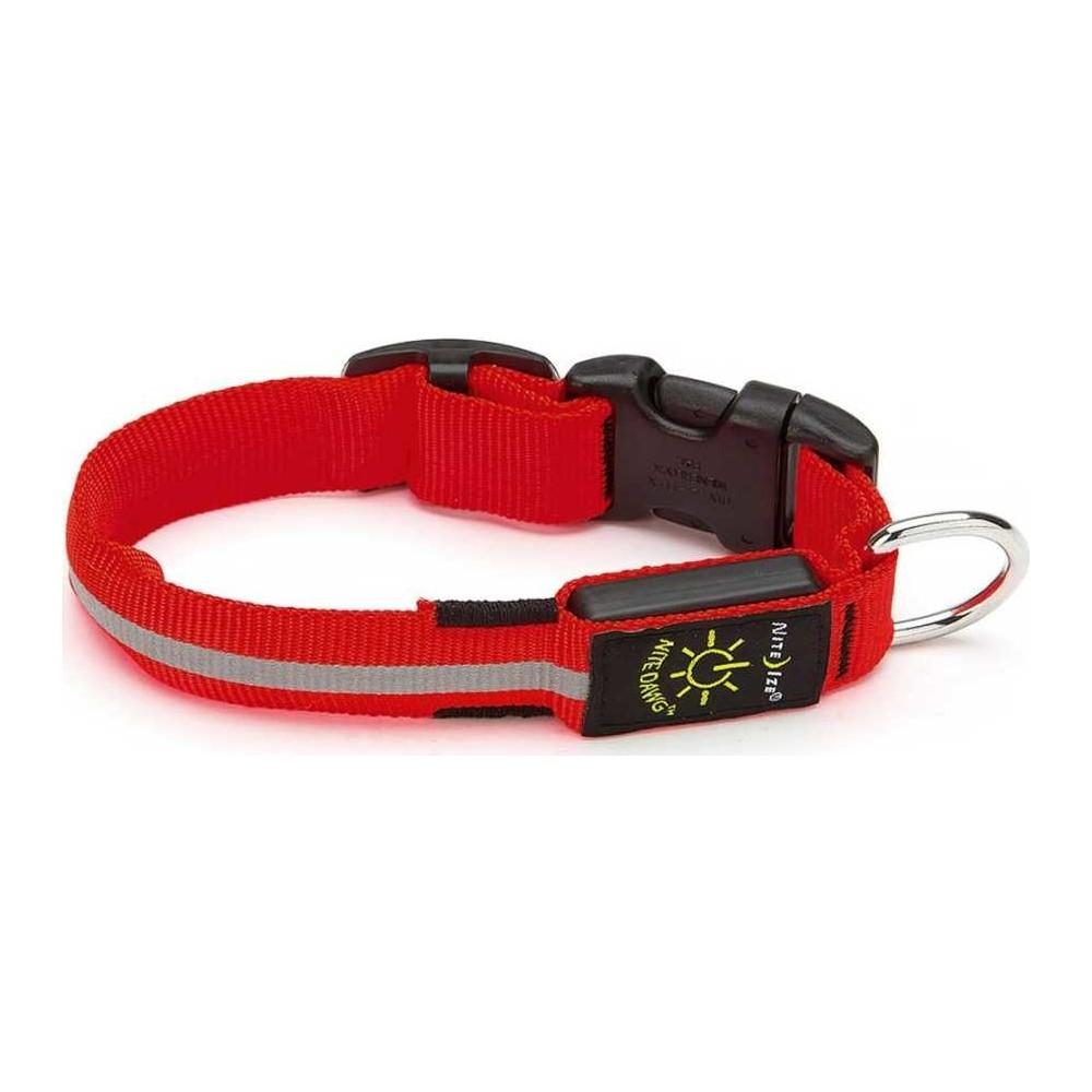 LED Lighted Dog Collars NITEK to nitedawg Ship from Turkey HB-002879981