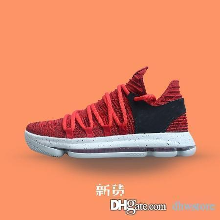 c6cbaa6a5 2018 Best Shoes KD 10 Aunt Pearl Multi Color Triple Black Grey Month  Releases January Cheap Casual Sneakers Men 10s Shoe Online Sport Shoes  Skechers Shoes ...