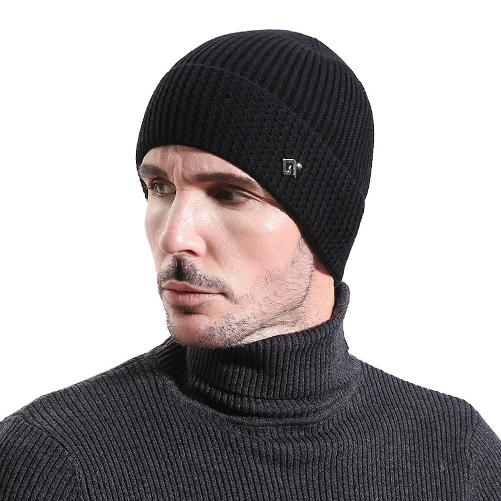 f9c7f767113 ISHOWTIENDA 2018 New Arrival Beanies Unisex Men Women Knit Caps Hedging  Head Hat Beanie Caps Warm Outdoor Fashion Hats Gorro Ni UK 2019 From  Cutport