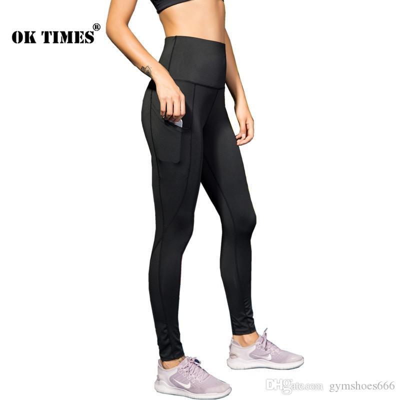 d1846131bbc88b #2060 Women's High Waist Sports Dance Pilates Jogging Yoga Gym Workout  Skins Tights Leggings Pants Bottoms Trousers EUR S-XXL #281037