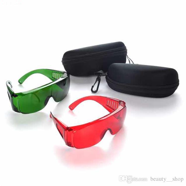 4018b4ca7 Compre OPT SHR IPL Laser Photon PDT Luz Máquina De Segurança Óculos De Proteção  Óculos De Proteção Ampla Absorção Paciente Protetor Elight Ocular De ...